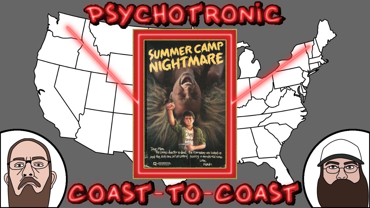 Download Summer Camp Nightmare (1987) | Psychotronic Coast to Coast