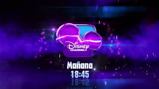Disney Channel HD Spain [fullHD] - Continuity #1 - 10.10.2013