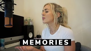 Download lagu Maroon 5 - Memories (Piano Cover)