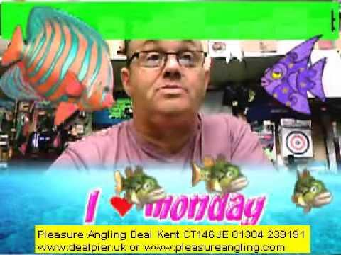 fresh bait daily @pleasure angling tackle & bait shop deal kent 31st aug 01304 239191