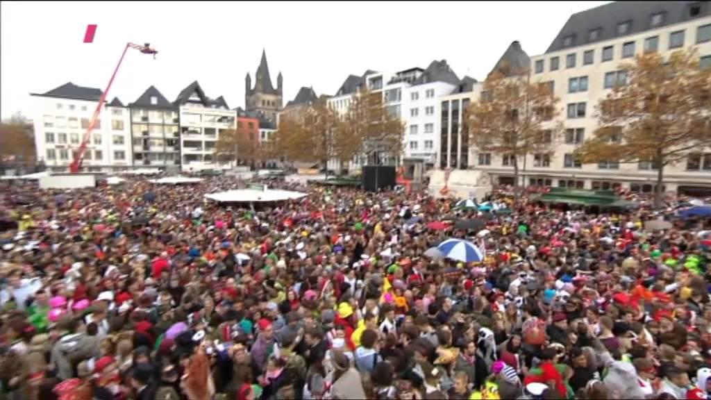 Heumarkt Köln 11.11