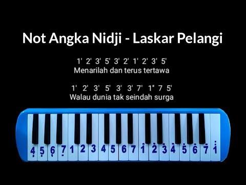 Not Pianika Nidji - Laskar Pelangi