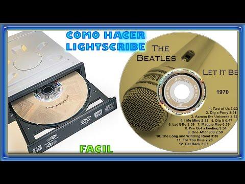 como-grabar-lightscribe-con-nero- -como-grabar-cd-o-dvd-con-lightscribe- -tutorial-bien-explicado