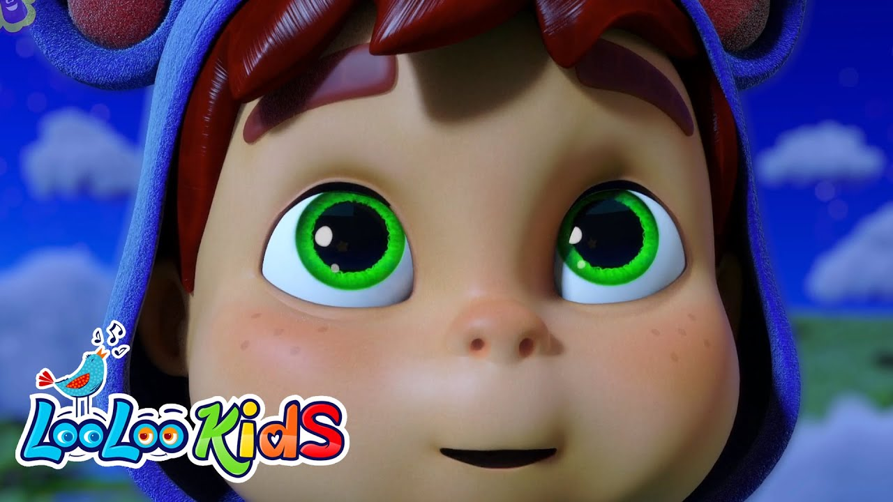 Twinkle, Twinkle, Little Star - Songs for Children   LooLoo Kids