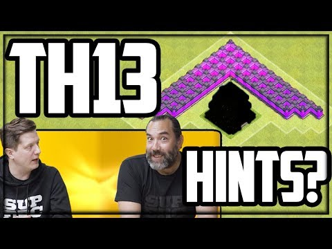 13 'HIDDEN' Town Hall 13 UPDATE Hints- Clash Of Clans DEV Video (PARODY)