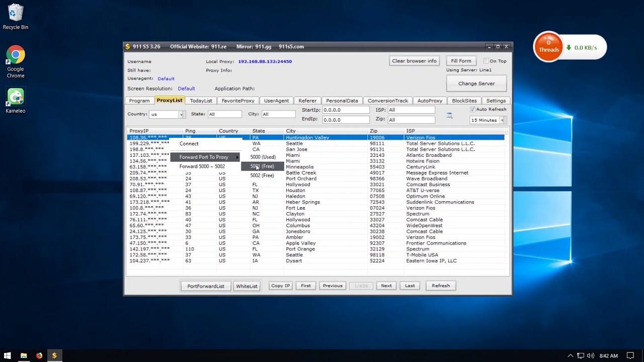 Free Download 911 Vpn Setup For Windows 10