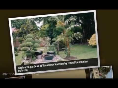 Vimanmek Mansion - Bangkok, Thailand