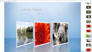 Créez un DVD personnalisé avec vos photos