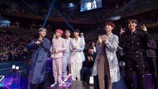 Download When celebrities meet BTS 😱 Mp3 and Videos