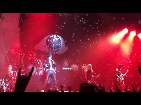 Alice Cooper-School's Out@ISS Dome, Düsseldorf 14-11-2015