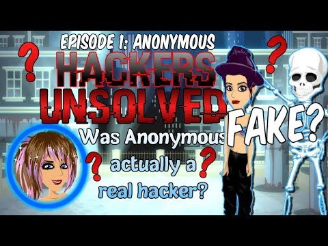 ANONYMOUS WASN'T A HACKER?! EXPOSED! MSP HACKERS UNSOLVED