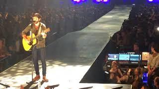 """Thomas Rhett - """"To the Guys That Date My Girls"""" Nashville Bridgestone 10/12/19"""