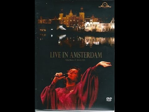 Amália Rodrigues. Live in Amsterdam 1989