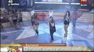 Christell - Mueve el ombligo 2011 (Calle7)