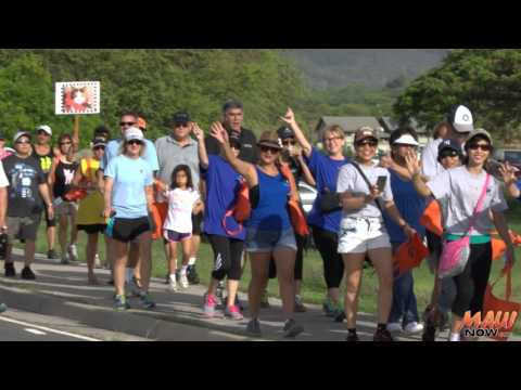 Maui County 38th Annual Charity Walks