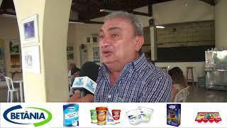 Prefeito Bessa prestigiou palestra do ex-governador Cid Gomes no CVT de Limoeiro