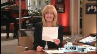 The Lemon Cake/pie Debate Ends - The Bonnie Hunt Show