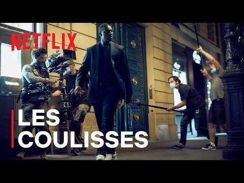 LupinPartie2   Les coulisses   Netflix France