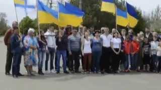 04 05 2014 Автомайдан Чаплинкачасть2