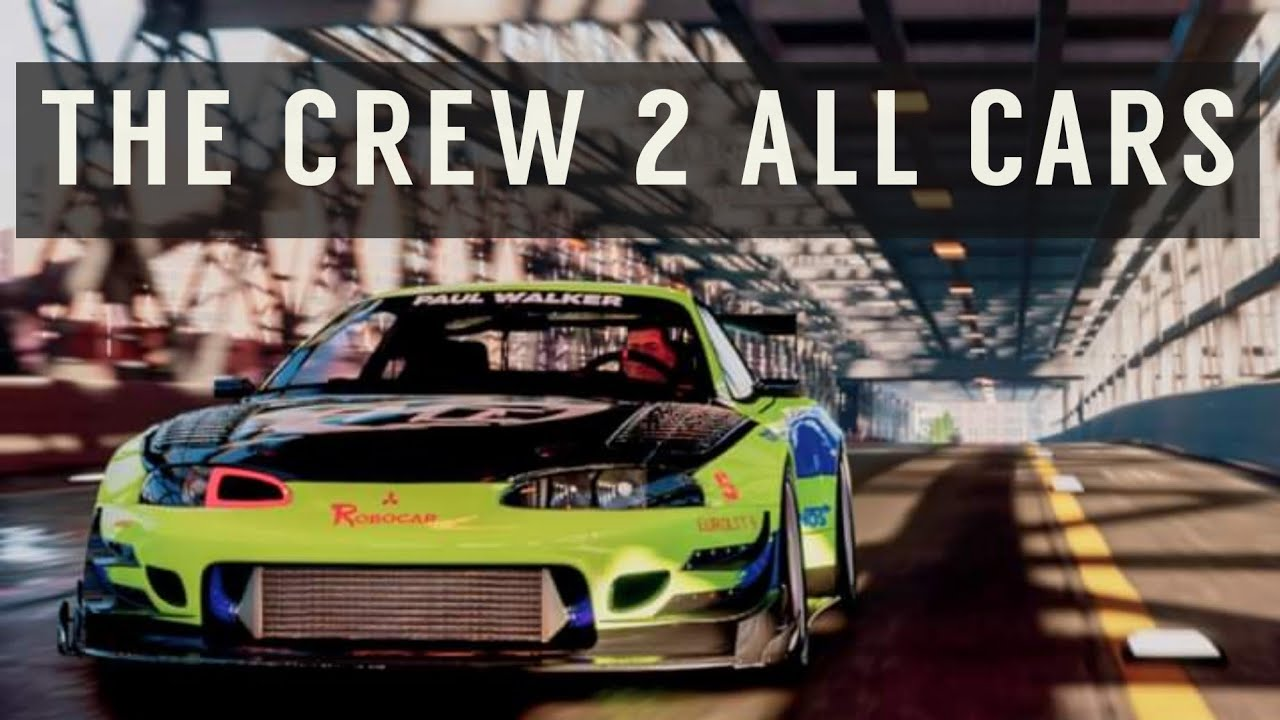 The Crew 2 | 3rd Anniversary | ALL 445 Vehicles Available Until July 6, 2021
