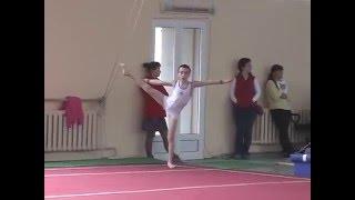 2-й разряд вольные. Спортивная гимнастика мужчины 10,5 лет