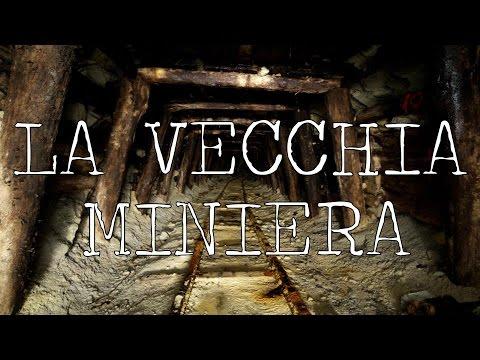 creepypasta - La vecchia miniera [ITA]