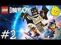LEGO Dimensions - Batman Cartoon Videos for Kids - Superhero Video Games for Children #2