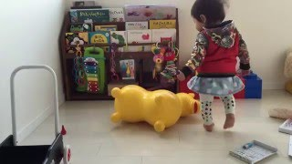 Rody Horse, Picture book, Peek-a-boo and toddler. ロディ(http://am...