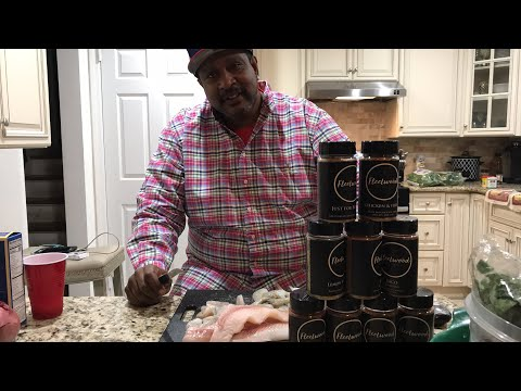 Gene Deal Reminisces Cooking W/ Kim Porter (Cooking & Conversation Show) |M.Reck Live