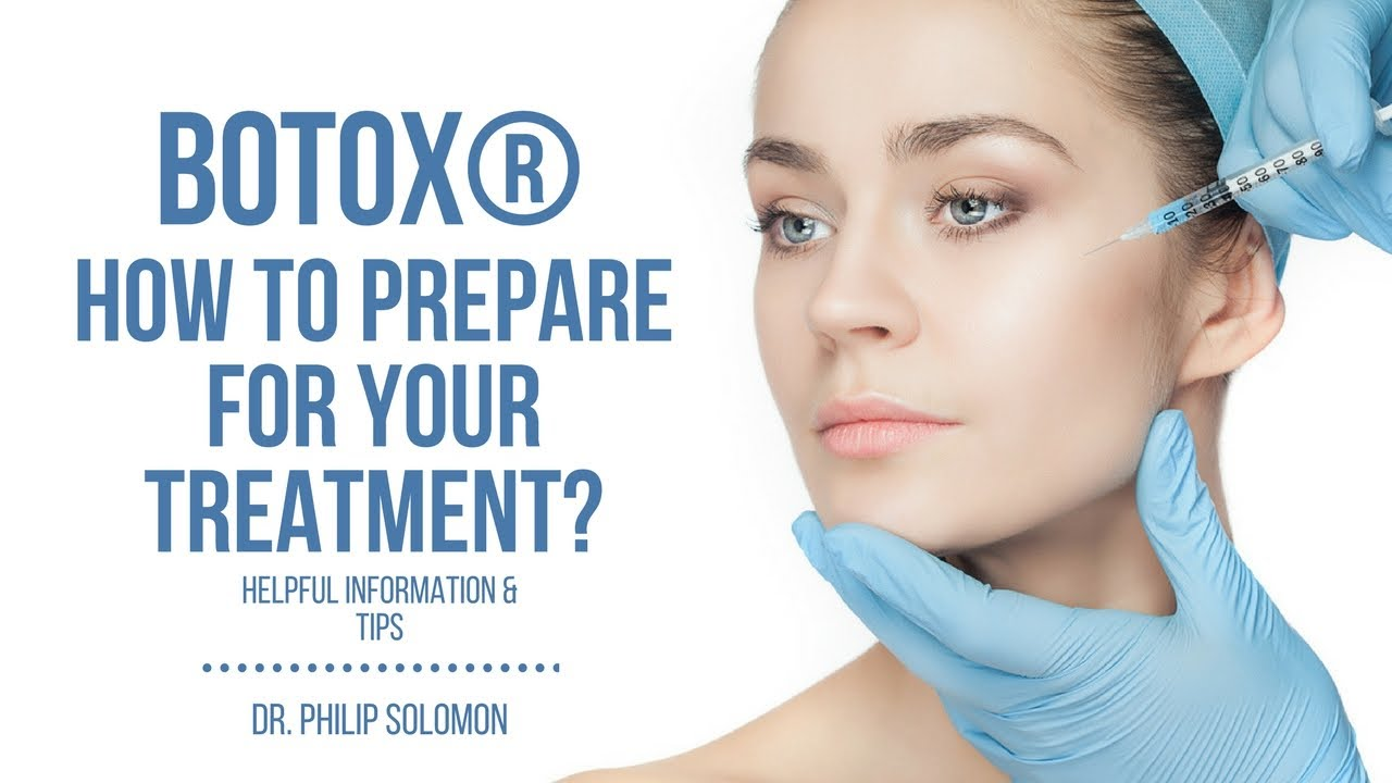 How to Prepare for a Botox Treatment