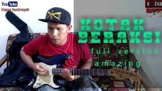 Gambar cover KOTAK - beraksi Happy Nurdinsyah (Guitar Cover)