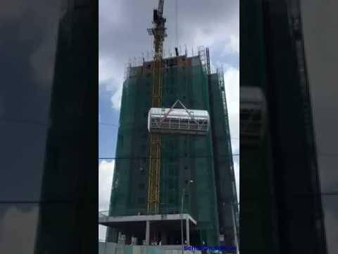 Cẩu bồn nước inox công nghiệp Đại Thành | bondaithanh.vn