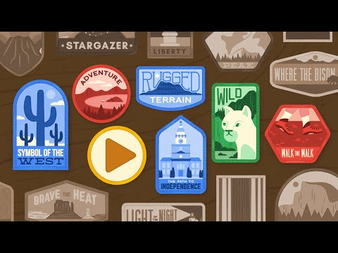 Thumbnail: Google Doodle Celebrating U.S. National Parks