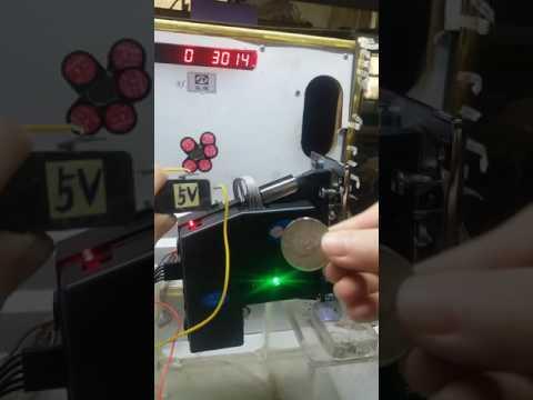 JY-922投幣器 設定式 學習式10元專用