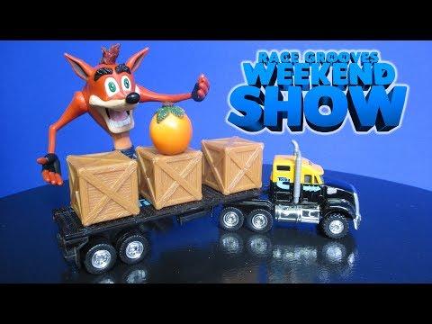 Race Grooves Weekend Show July 16, 2017 #askracegrooves