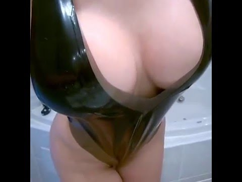 Latex Lara in all white Rubber from YouTube · Duration:  2 minutes 54 seconds