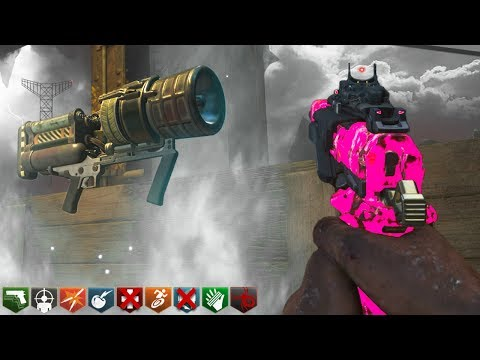 """""""ASCENSION"""" ROUND 100 NO JUG! (Black Ops 3 Zombies Chronicles)"""