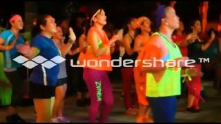 Zumba Party Bacolod, Philippines - Carolina Arias