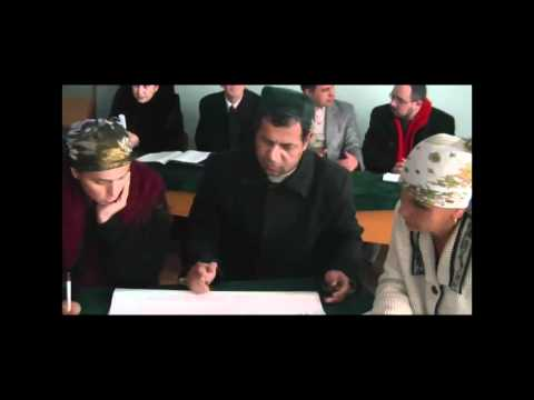 U.S. GOVERNMENT HELPS TAJIKISTAN'S TEACHERS LEARN NEW SKILLS