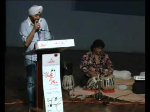 Ab Mere Paas Tum Aaye Ho Tou Kya Aaye Ho by Kultar Singh