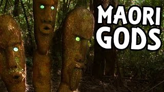 Top 5 Maori Gods