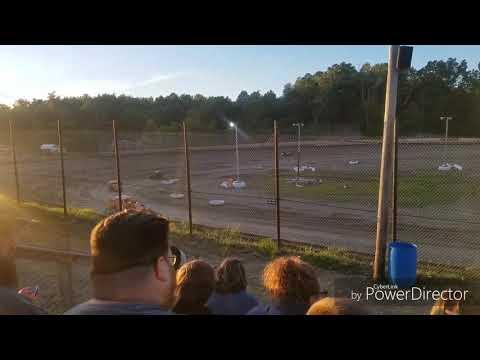 Mod Lites Heat #2 Hilltop Speedway June 14th 2019