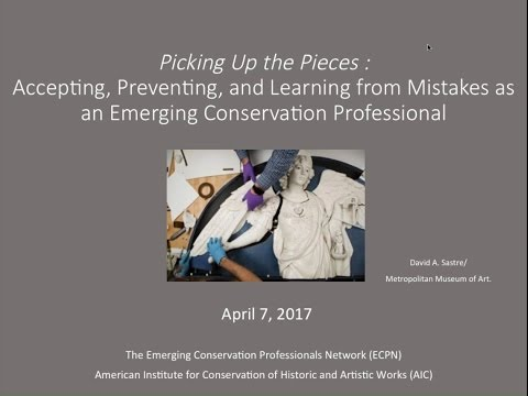 Picking up the Pieces: Accepting, Preventing, and Learning f
