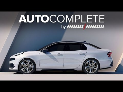 AutoComplete: Lynk & Co previews 03 concept sedan