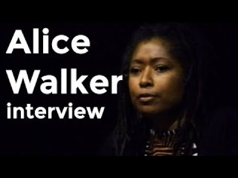 Alice Walker interview (1996) - The Best Documentary Ever