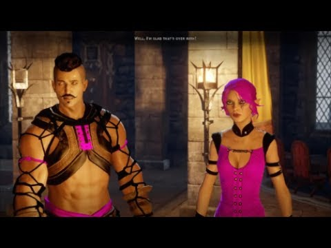 Dragon Age Inquisition Clothing Mods