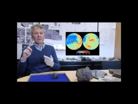 Discovery of a New Unique Water-rich Meteorite from Mars - Carl Agee (SETI Talks)