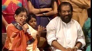 P.Suseela Award - பி. சுசீலா   K.J.Yesudas   Rare Speech   Felicitation   MSV   Ramumusic