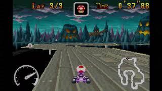 Mario Kart Super Circuit: Broken Pier - 0:51.81