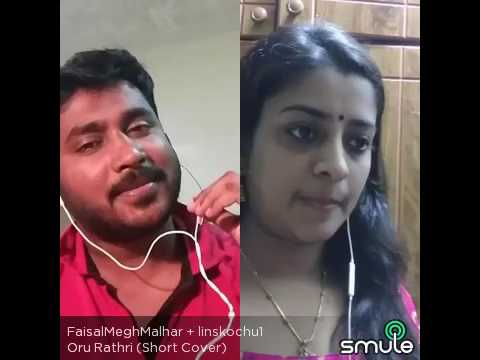 Best smule ever.....oru rathri koodi